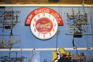 Miscellaneous Signs and Clocks